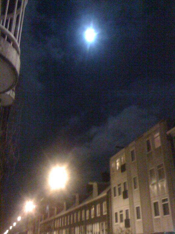 Tonight's full moon..